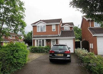 Thumbnail 3 bed detached house to rent in Oswell Road, Shrewsbury