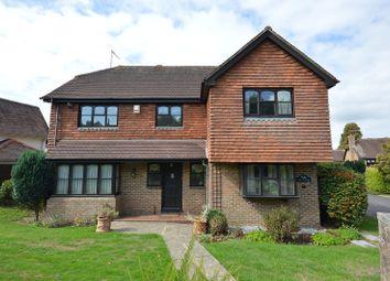 Thumbnail 5 bed detached house for sale in Bourne Grove, Agates Lane, Ashtead, Surrey.