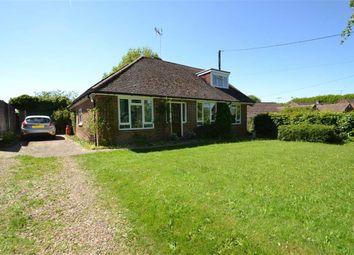 Thumbnail 4 bed detached bungalow for sale in Shop Lane, Leckhampstead, Berkshire