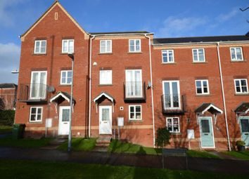 Thumbnail 3 bed terraced house for sale in Lewis Crescent, Clyst Heath, Exeter, Devon