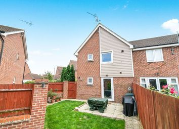 Thumbnail 1 bed semi-detached house for sale in Hewitt Road, Basingstoke