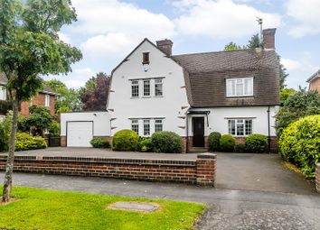 Thumbnail 3 bed detached house for sale in Almond Avenue, Leamington Spa, Warwickshire