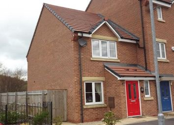 Thumbnail 2 bed property to rent in King Cup Drive, Huntington, Cannock