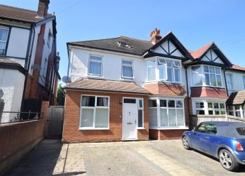 Thumbnail 2 bed flat to rent in Mulgrave Road, Cheam, Sutton