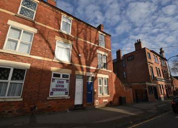 Thumbnail 3 bedroom end terrace house to rent in Radford Boulevard, Nottingham