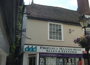 Thumbnail Office to let in First Floor Offices, 57 High Street, Ashford