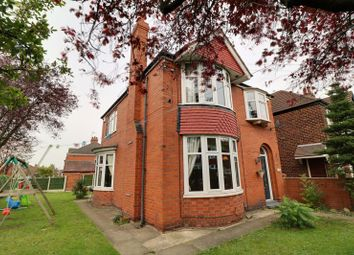 Thumbnail 4 bed detached house for sale in Bushfield Road, Scunthorpe