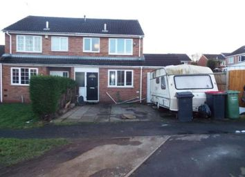 Thumbnail 3 bed semi-detached house for sale in Caesar Way, Coleshill, Birmingham, .