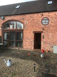 Thumbnail 4 bed barn conversion for sale in Newport Road, Haughton, Stafford