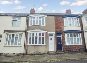 Thumbnail 3 bed terraced house for sale in Norcliffe Street, Middlesbrough