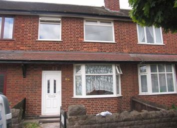 Thumbnail 3 bed terraced house to rent in City Road, Beeston, Nottingham