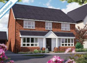"Thumbnail 5 bed detached house for sale in ""The Winchester"" at Limousin Avenue, Whitehouse, Milton Keynes"