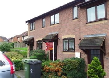 Thumbnail 2 bed terraced house to rent in Blagdon Close, St Peters, Worcester