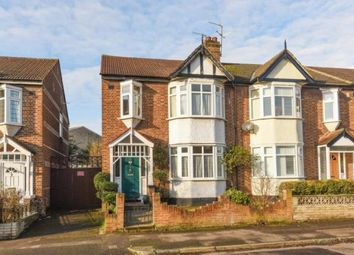 Thumbnail 3 bedroom end terrace house for sale in Coolgardie Avenue, Highams Park, London