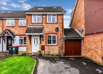Thumbnail 3 bed end terrace house for sale in Berkeley Close, Crawley