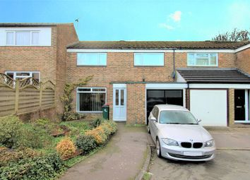 4 bed terraced house for sale in Borrowdale Close, Crawley, West Sussex. RH11