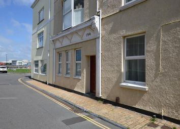 Thumbnail 1 bed flat for sale in Plymstock Road, Plymouth, Devon