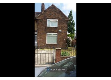 Thumbnail 2 bed end terrace house to rent in Wordsworth Avenue, Sheffield