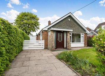 Thumbnail 2 bed bungalow for sale in Nursery Road, Alsager, Stoke-On-Trent