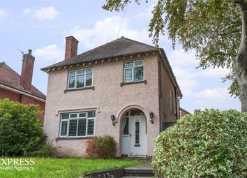 Thumbnail 3 bed detached house for sale in Monkmoor Road, Shrewsbury, Shropshire