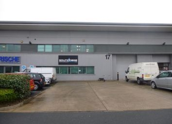 Thumbnail Warehouse to let in Wheel Forge Way - Unit 17, Ashburton Road West, Trafford Park, Manchester