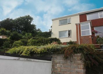 Thumbnail 2 bed end terrace house to rent in Velland Avenue, Torquay