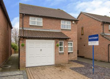 Thumbnail 3 bed detached house for sale in Bracken Way, Harworth