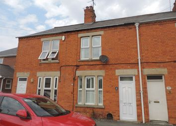 Thumbnail 2 bed terraced house to rent in Harrington Street, Bourne, Lincolnshire
