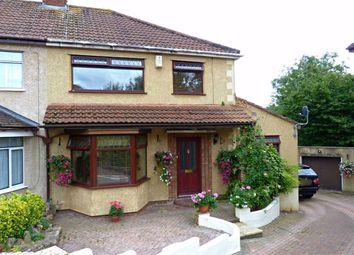 3 bed semi-detached house for sale in West Town Avenue, Brislington, Bristol BS4