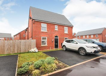 Thumbnail Detached house for sale in Telford Road, Northwich, Cheshire