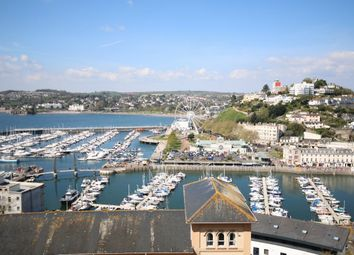 Thumbnail 2 bed flat for sale in Shirley Towers Vane Hill Road, Torquay