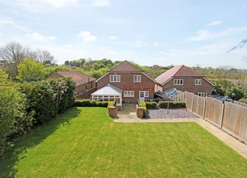 Thumbnail 4 bed detached house for sale in The Glen, Minster On Sea, Kent