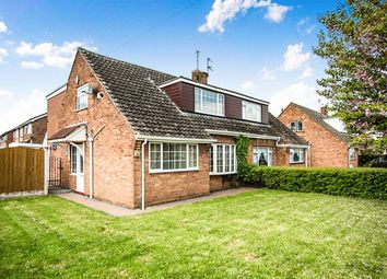 Thumbnail 3 bed bungalow for sale in Ings Way, Arksey, Doncaster