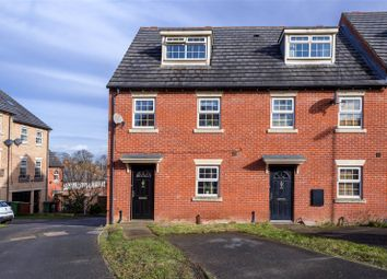 Thumbnail 3 bedroom terraced house for sale in Raynville Gardens, Leeds, West Yorkshire