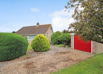 Thumbnail 2 bed detached bungalow for sale in Broadcote Close, Brooke, Norwich, Norfolk