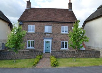 Thumbnail 4 bed detached house to rent in Floyers Field, West Stafford, Dorchester, Dorset