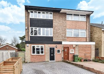 Thumbnail 4 bed semi-detached house for sale in Avery Hill Road, London