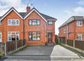 Thumbnail 3 bed semi-detached house for sale in Sandhill Street, Bloxwich, Walsall, .