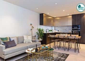Thumbnail 1 bed flat for sale in A101, 10-20 Dock Street, London