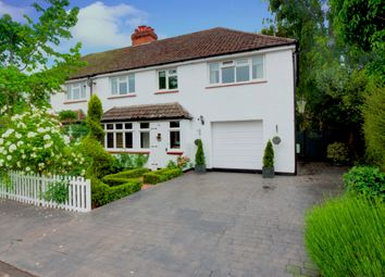 4 bed semi-detached house for sale in The Borough, Brockham, Betchworth RH3