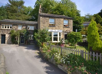 Thumbnail 4 bed detached house for sale in Penistone Road, Kirkburton, Huddersfield, West Yorkshire