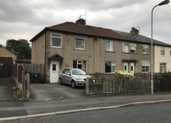 Thumbnail 3 bed end terrace house for sale in Broomhill Grove, Keighley