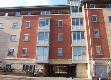 Thumbnail 1 bed flat to rent in Fremington Court, Upper York Street, Coventry