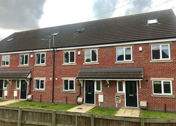 Thumbnail 4 bed town house to rent in Bridge Close, Sutton-In-Ashfield