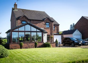 Thumbnail 4 bed detached house for sale in 6 Cannon Field, Roadhead, Carlisle, Cumbria