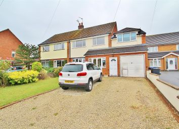 Thumbnail 4 bed semi-detached house for sale in Jonathan Close, Groby, Leicestershire