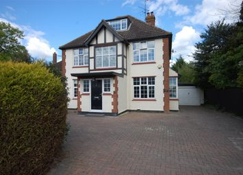 Thumbnail 4 bed detached house for sale in Wendover Road, Aylesbury, Buckinghamshire