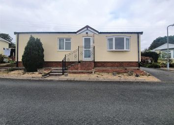 Thumbnail 2 bed mobile/park home to rent in Totnes Road, Abbotskerswell, Newton Abbot