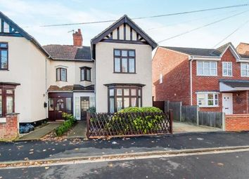 Thumbnail 3 bedroom semi-detached house for sale in Alexandra Road, Millfield, Peterborough, Cambridgeshire