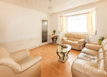 Thumbnail 3 bedroom property to rent in Rayners Crescent, Northolt, Middlesex